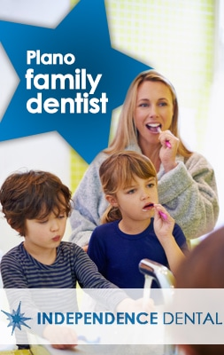 family dentist in Plano